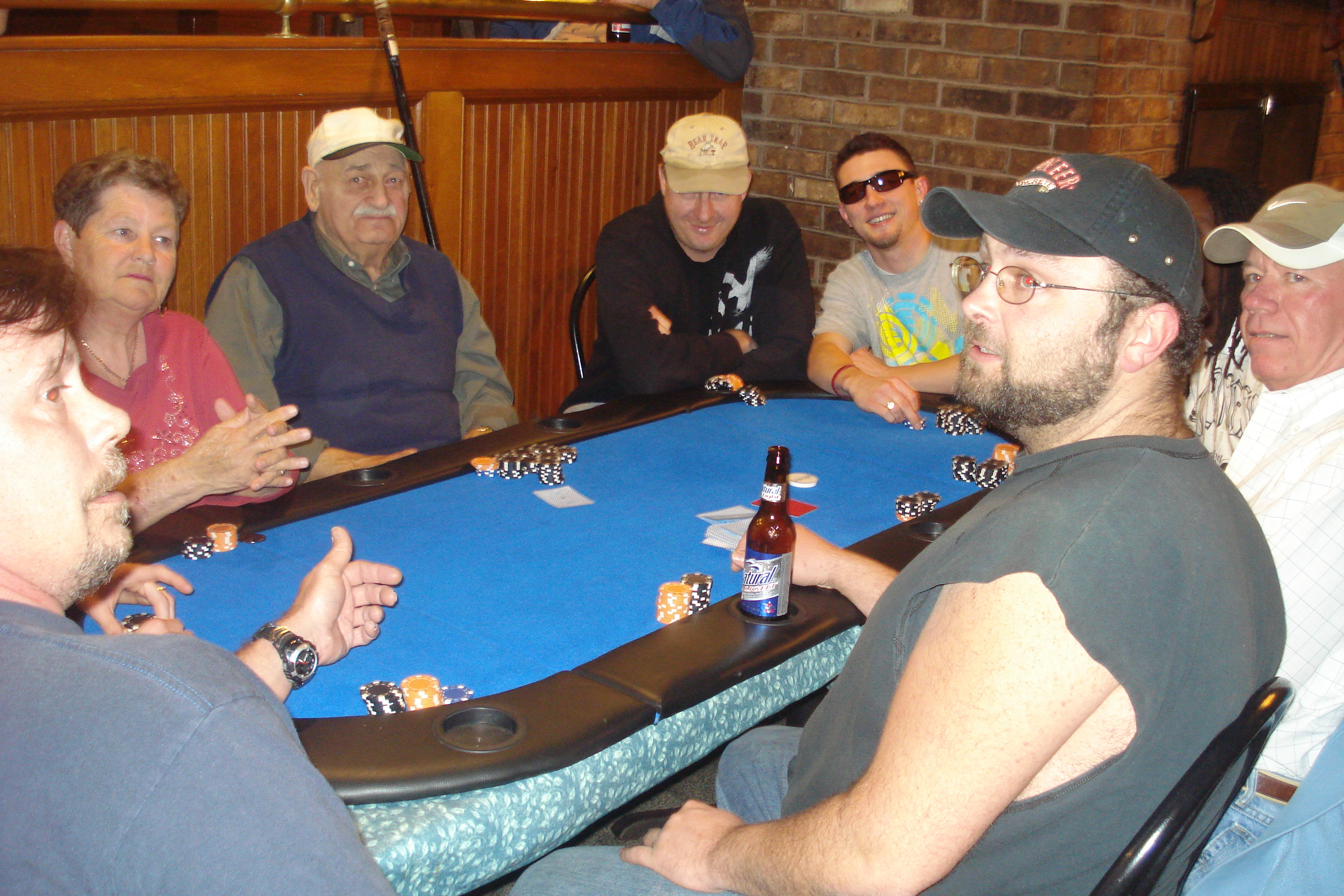resort poker league