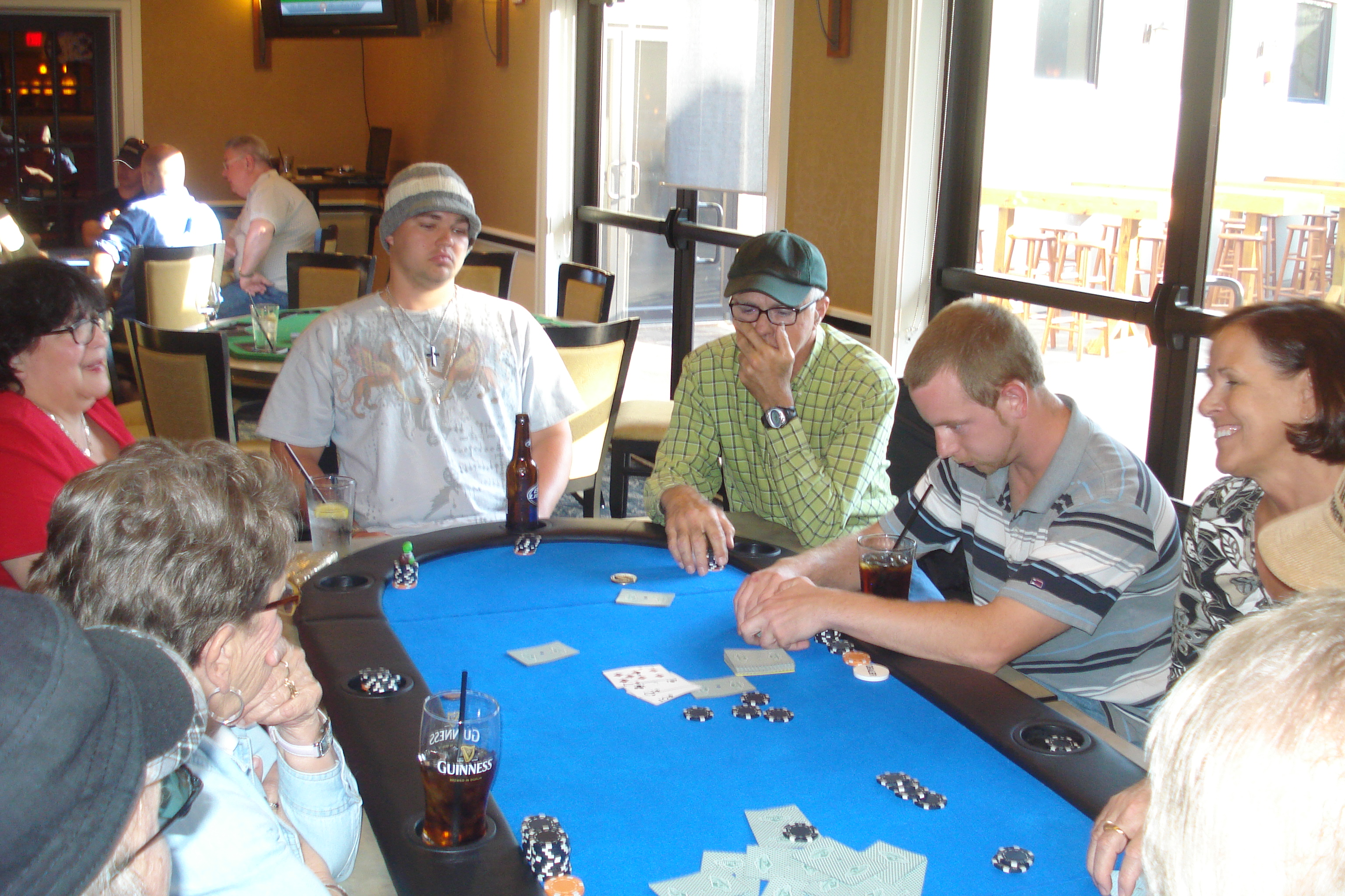 Resort League Poker